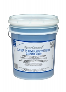 SparClean Low Temperature Rinse Aid  53 - 5 Gal Pail