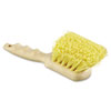 Utility Brush, Polypropylene Fill, 8 1/2
