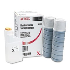 Copy Cartridge, 60000 Page-Yield, 2/Carton, Black