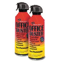 OfficeDuster Plus All Purpose Duster, 2 10oz Cans/Pack