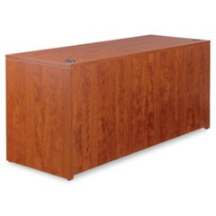 Alera Valencia Series Credenza Shells, 65w x 23.6d x 29.5h, Medium Cherry