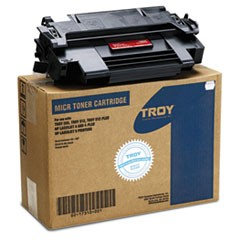 0217310001 98A Compatible MICR Toner, 5,000 Page-Yield, Black