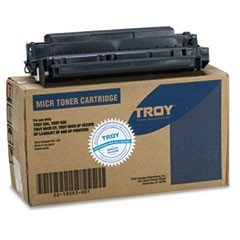 0218583001 03A Compatible MICR Toner, 4,250 Page-Yield, Black