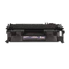 0281500500 05A Compatible MICR Toner, 2,300 Page-Yield, Black