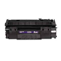 0281212500 53A Compatible MICR Toner, 3,000 Page-Yield, Black