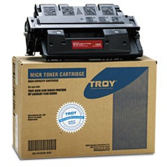 0281078001 61X Compatible MICR Toner Secure, High-Yield, 10,000 PageYield, Black