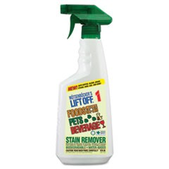 No. 1 Food, Drink & Pet Stain Remover, 22oz Spray