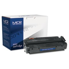 Compatible with Q2613AM MICR Toner, 2,500 Page-Yield, Black