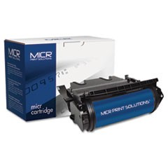Compatible with T630M MICR Toner, 21,000 Page-Yield, Black