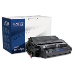 Compatible with C4182XM High-Yield MICR Toner, 20,000 Page-Yield, Black