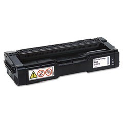 406475 High-Yield Toner, 6000 Page-Yield, Black