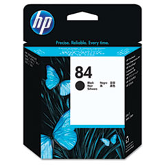 HP 84, (C5019A) Black Printhead