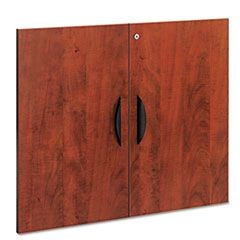 "Valencia Series Cabinet Door Kit For All Bookcases, 31 1/4"" Wide, Medium Cherry"