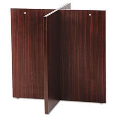 Valencia Series Base Kit, Straight Leg, 29-1/2w x 28-1/2h, Mahogany