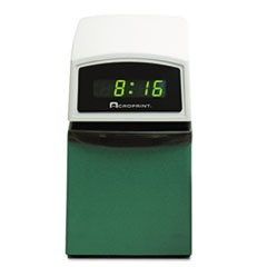 1ETC Digital Automatic Time Clock with Stamp