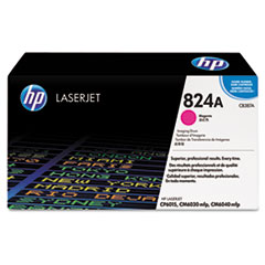 HP 824A, (CB387A) Magenta Original LaserJet Imaging Drum