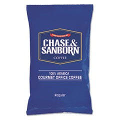 Coffee, Regular, 1.25oz Packets, 42/Box