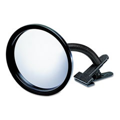 "Portable Convex Security Mirror, 10"" dia."