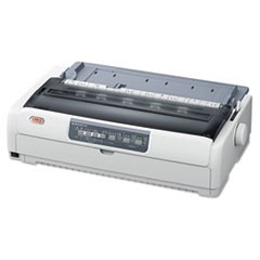 Microline 621 9-Pin Wide Carriage Dot Matrix Printer