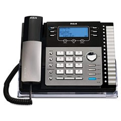 ViSYS 25423RE1 Four-Line Phone