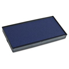 Replacement Ink Pad for 2000 PLUS 1SI15P, Blue