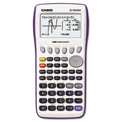 9750GII Graphing Calculator, 21-Digit LCD