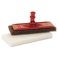 Scrub Pad Holders