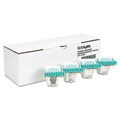 Staples for Lexmark C935, X94XE, X85XE AND X86XE, Four Packs of 5,000 Each