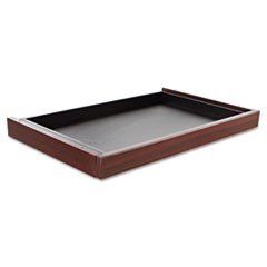 Valencia Series Center Drawer, 24 1/2w x 15d x 2h, Mahogany
