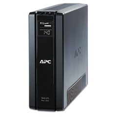 Back-UPS Pro 1300 Battery Backup System, 1300 VA, 10 Outlets, 355 J