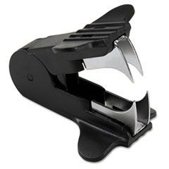 7520001626177, Staple Remover, 2 x 1-1/2, Black with Silver Claws, 12/Box