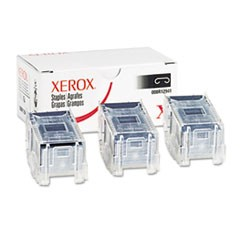 Finisher Staples for Xerox 7760/4150, Three Cartridges, 15,000 Staples/Pack
