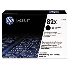HP 82X, (C4182X-G) High Yield Black Original LaserJet Toner for US Government
