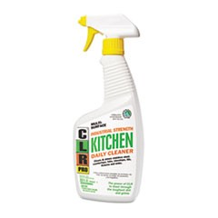 Kitchen Daily Cleaner, Light Lavender Scent, 32oz Spray Bottle, 6/Carton