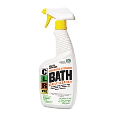 Bath Daily Cleaner, Light Lavender Scent, 32oz Pump Spray, 6/Carton