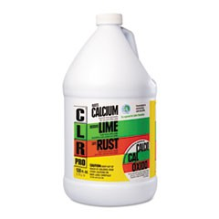 Calcium, Lime and Rust Remover, 128oz Bottle, 4/Carton