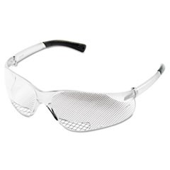 Bearkat Magnifier Protective Eyewear, Clear, 1.00 Diopter