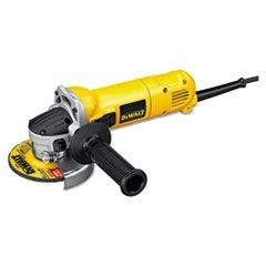 D28110 Small Angle Grinder, 4 1/2in Wheel, 1.1hp, 11,000 rpm