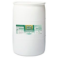 Concentrated All-Purpose Cleaner/Degreaser, 55gal Drum
