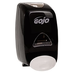 FMX-12 Soap Dispenser, 1250mL, 6 1/8w x 5 1/8d x 10 1/2h, Black