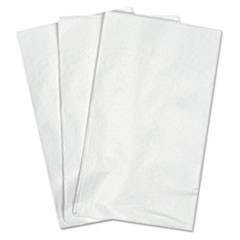 "Dinner Napkins, 2-Ply, 14.50""W x 16.50""D, White"