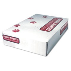 Low-Density Can Liner, 43 x 47, 56gal, 1.1mil, Gray, 100/Carton