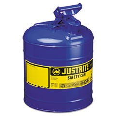 Type I Safety Can, 5gal, Blue