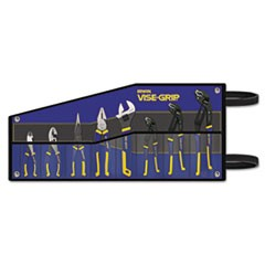 VISE-GRIP 8-Piece Groovelock/Pro Pliers Set