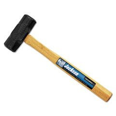 "Double-Face Sledge Hammer, 6lb, 16"" Hickory Handle"