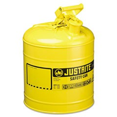 Safety Can, Type I, 5gal, Yellow