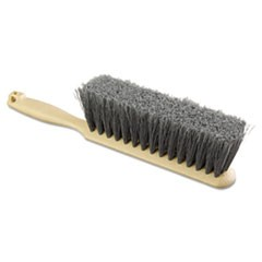 "BRUSH,CNTER,8"",POLY,GY"