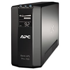 Back-UPS Pro 700 Battery Backup System, 700 VA, 6 Outlets, 355 J