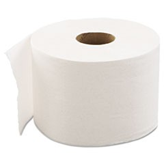 High-Capacity Bath Tissue, Septic Safe, 2-Ply, White, 1000 Sheets/Roll, 48 Rolls/Carton