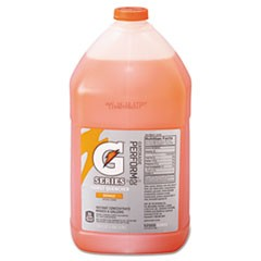Liquid Concentrate, Orange, One Gallon Jug, 4/Carton